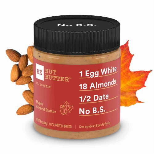 RXBar Nut Butter Maple Almond Butter Nut & Protein Spread Perspective: top