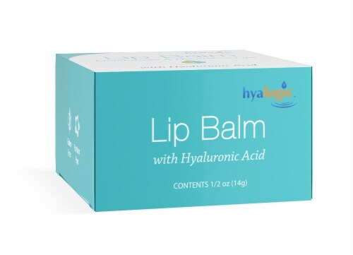Hyalogic Hyaluronic Acid Lip Balm Perspective: top