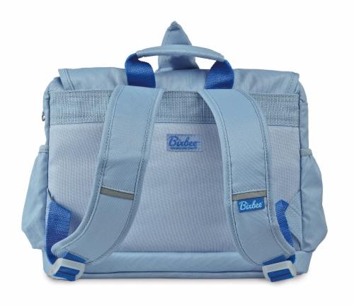 Bixbee Animal Pack Small Shark Backpack Perspective: top