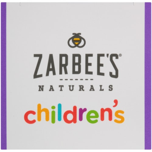 Zarbee's Naturals Complete Cough Syrup + Immune Natural Berry Flavor Dietary Supplement Perspective: top