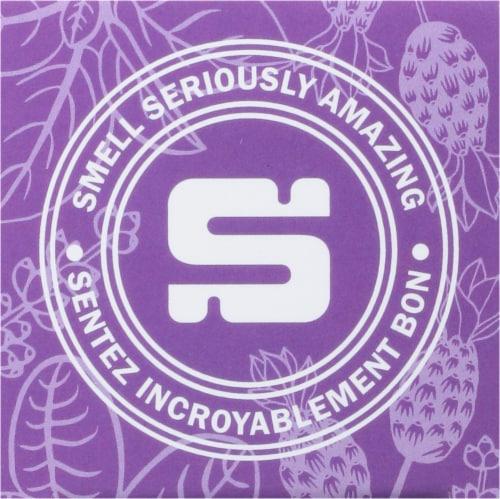 Schmidt's Lavender & Sage Natural Deodorant Jar Perspective: top