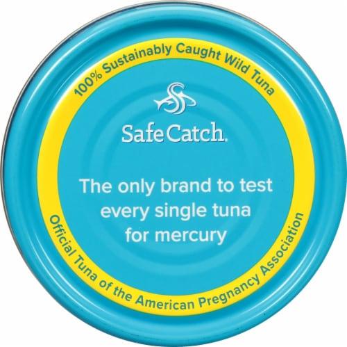 Safe Catch® Elite Pure Wild Tuna Perspective: top