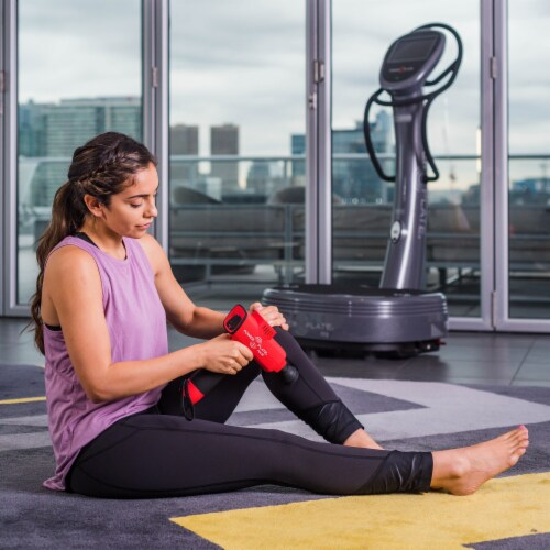 Power Plate Pulse- Black Perspective: top