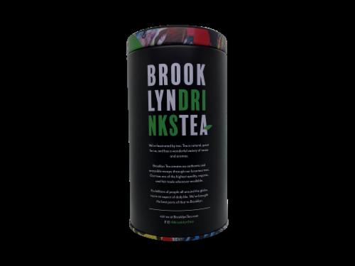 Vanilla Rooibos Loose Leaf Tea Perspective: top