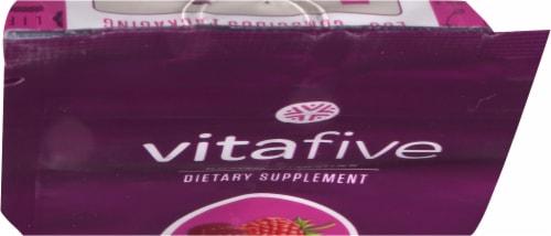 vitafive Elderberry for Immunity Gummies 60 Count Perspective: top