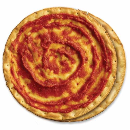 Caulipower Cauliflower Pizza Crusts Perspective: top