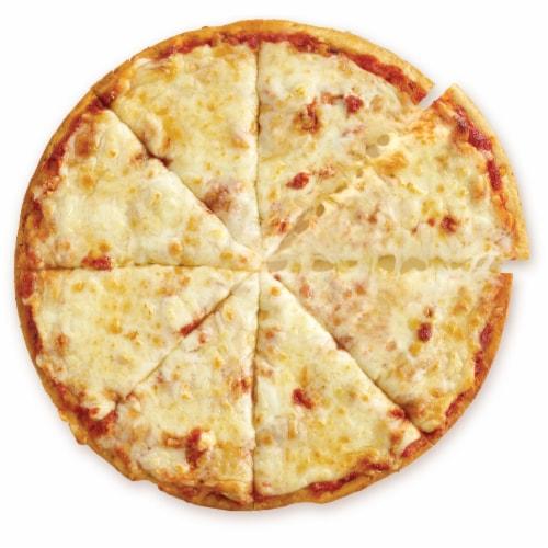 Caulipower Stone-Fired Three Cheese Cauliflower Crust Pizza Perspective: top