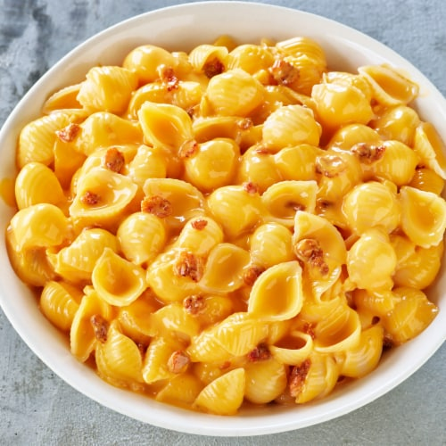 Daiya Bac'n & Cheddar Style Deluxe Cheezy Mac Perspective: top