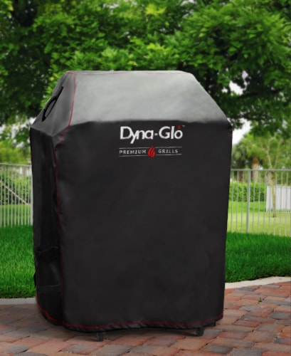 Dyna-Glo 2 or 3 Burner Premium Grill Cover Perspective: top