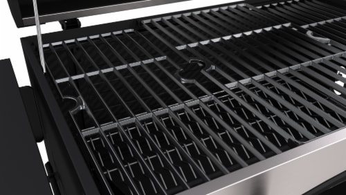 Dyna-Glo Large Premium Charcoal Grill Perspective: top