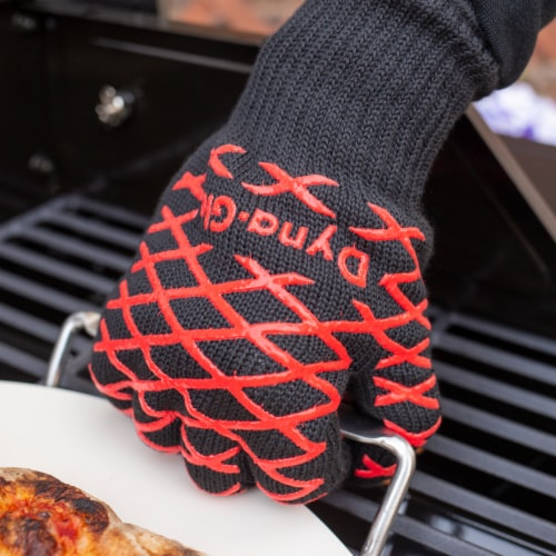 Dyna-Glo Heat Resistant Grill Glove Perspective: top