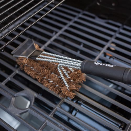 Dyna-Glo Grill Brush Perspective: top