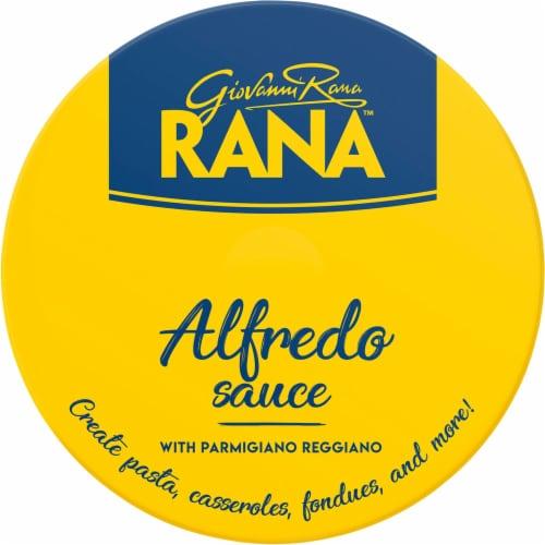 Rama Alfredo Sauce Perspective: top
