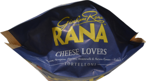 Rana Cheese Lovers Tortellini Perspective: top