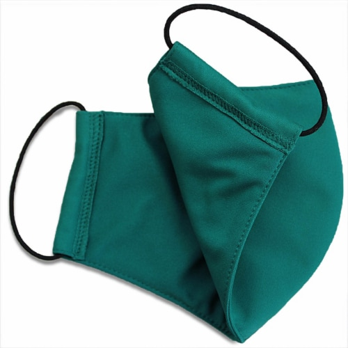 Rumble Tuff Medical Graded Fabric 3 Layers Reusable Facemask Perspective: top