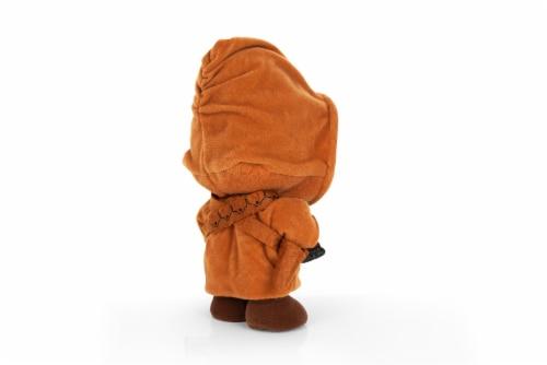 "Stuffed Star Wars Plush Toy - 9"" Talking Jawa Doll Perspective: top"