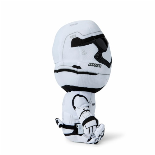 "Star Wars 9"" Talking Plush: Stormtrooper Perspective: top"