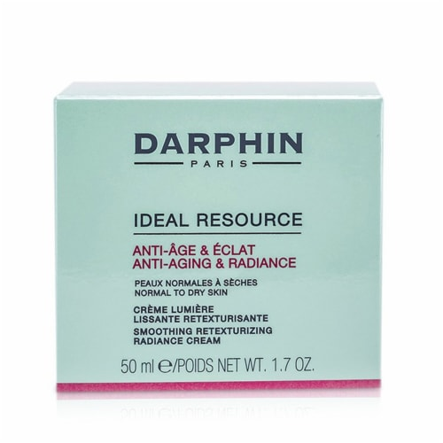Darphin Ideal Resource Smoothing Retexturizing Radiance Cream (Normal to Dry Skin) 50ml/1.7oz Perspective: top