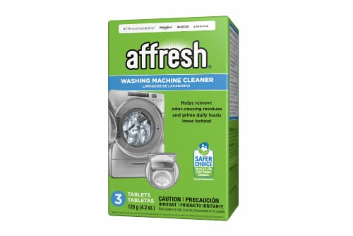 Affresh Washer Cleaner Perspective: top