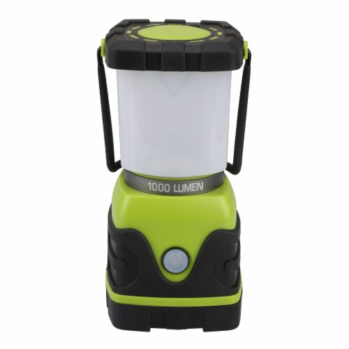 Tahoe Trails Camp Lantern - Green/Gray Perspective: top