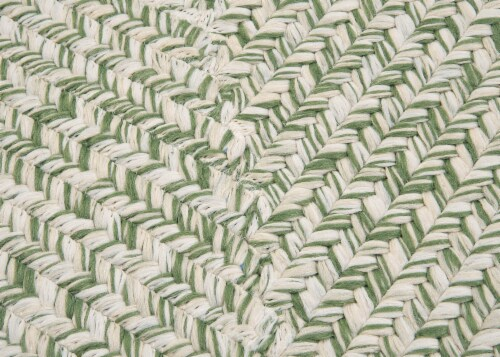 Colonial Mills Catalina Rug - Greenery Perspective: top