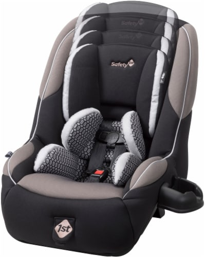 Safety 1st Guide 65 Convertible Car Seat - Gray/White Perspective: top