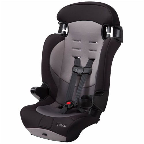 Cosco Finale DX 2-in-1 Forward Facing Highback Booster Child Car Seat, Dusk Perspective: top