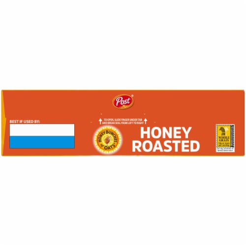 Honey Bunches of Oats Honey Roasted Cereal Perspective: top
