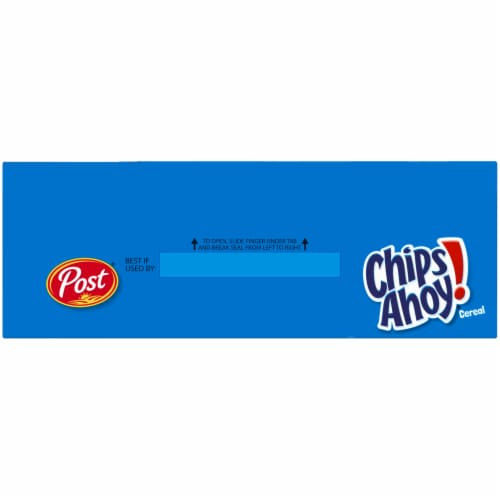 Post Original Chips Ahoy! Cereal Perspective: top