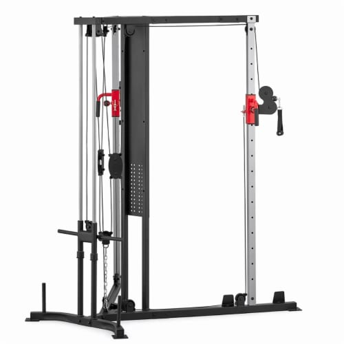 Adidas Sports Rig Versatile Strength Trainer Home Gym Exercise Equipment Machine Perspective: top