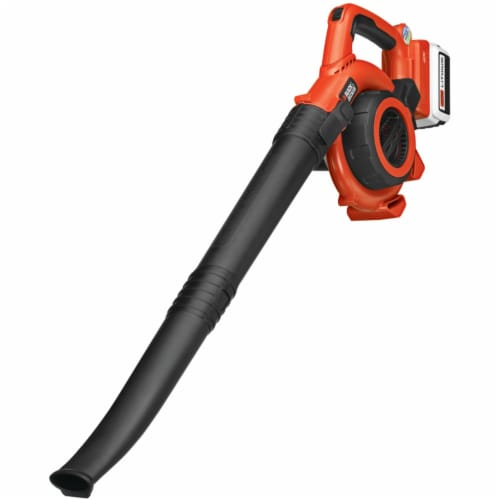 Black & Decker 120 MPH 40V Lithium Ion Cordless Blower/Vacuum LSWV36 Perspective: top