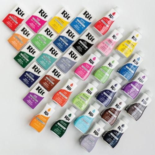 Rit All-Purpose Powder Dye - Dark Brown Perspective: top