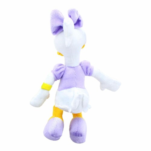Disney Mickey Mouse & Friend 11 Inch Bean Plush | Daisy Duck Perspective: top