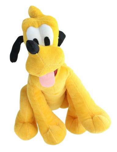 Disney Mickey Mouse & Friends 15.5 Inch Plush | Pluto Perspective: top