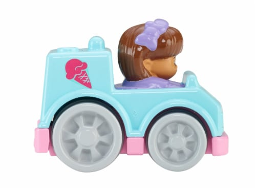 Fisher-Price® Little People Wheelies Ice Cream Truck Perspective: top
