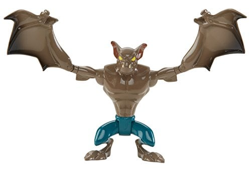 Fisher-Price® Imaginext® DC Super Friends Man Bat Toy Perspective: top
