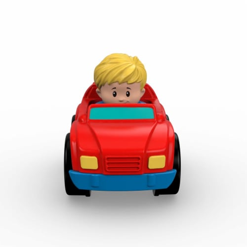 Fisher-Price® Little People Wheelies SUV Vehicle Perspective: top