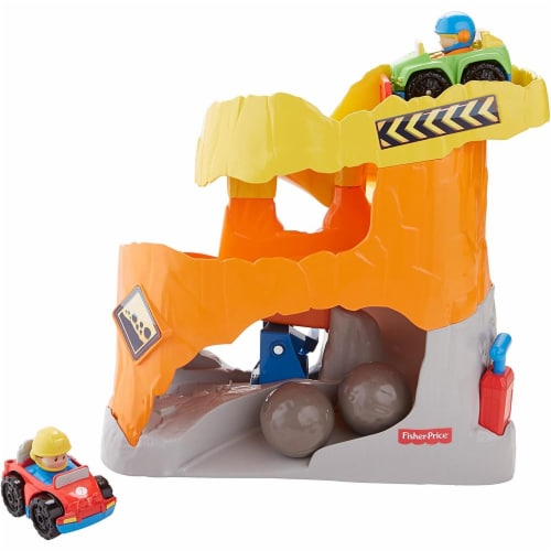 Fisher-Price Little People Off Road ATV Adventure Perspective: top