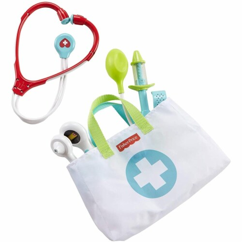 Fisher-Price® Medical Kit Perspective: top