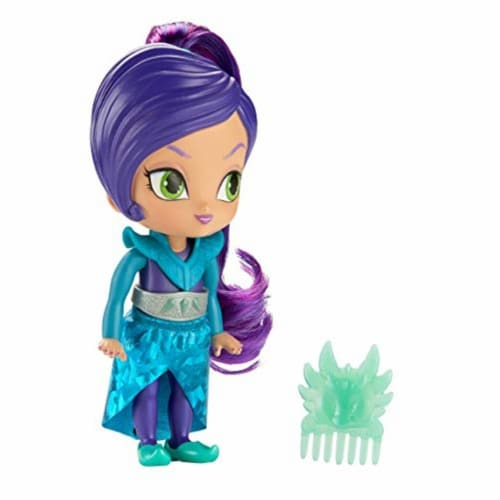 Fisher-Price® Nickelodeon Shimmer & Shine Zeta Doll Perspective: top