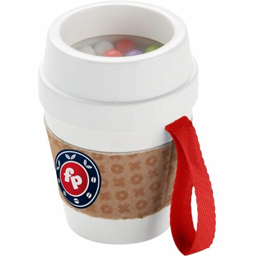 Fisher-Price® Coffee Cup Teether Perspective: top