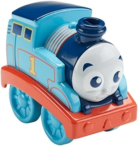 Fisher-Price My First Friends Push Along Thomas Train Perspective: top
