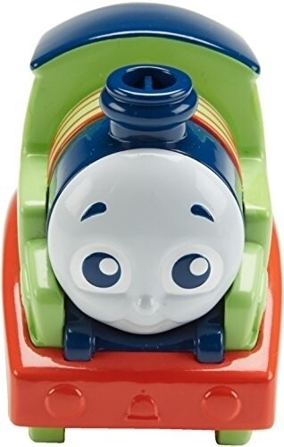 Fisher-Price My First Thomas & Friends Push Along Percy Train Perspective: top