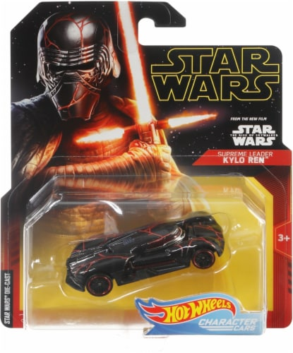 Hot Wheels Star Wars Star Destroyer Carship Perspective: top