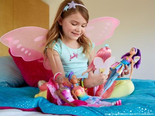 Mattel Barbie® Dreamtopia Fairy Doll - Assorted Perspective: top