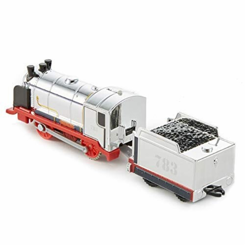 Fisher-Price® Thomas & Friends Trackmaster Merlin The Invisible Motorized Toy Perspective: top