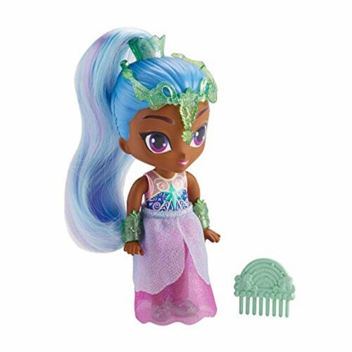 Fisher-Price® Nickelodeon Shimmer & Shine Adara Doll Perspective: top