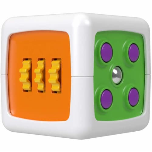 Fisher-Price My First Fidget Cube Perspective: top