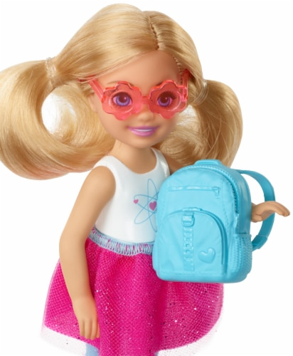 Barbie® Chelsea Travel Doll Play Set Perspective: top