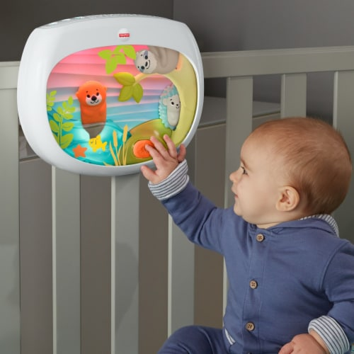 Fisher-Price® Settle & Sleep Projection Soother Perspective: top